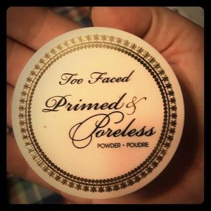 Too Faced -Primed and Poreless